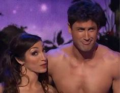 Meryl and Maks -that face!