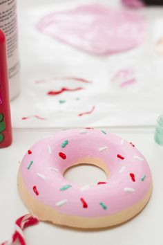 DIY Donut Ornaments Happy Christmas INDIAN ART PAINTINGS PHOTO GALLERY  | I.PINIMG.COM  #EDUCRATSWEB 2020-07-29 i.pinimg.com https://i.pinimg.com/236x/68/87/e7/6887e7922b7c2feea101772e157e7ecc.jpg