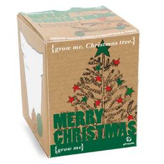 Grow Me - Christmas Tree - £4.95 - bit of a long term investment, but fun novelty nonetheless.