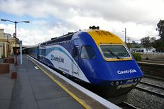 NSW TrainLink - CountryLink XPT Train(Head Leader of the CountryLink Network)