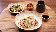 Strange Flavour Chicken Masterchef Recipes, Masterchef Australia, Poached Chicken, Asian Recipes, Ethnic Recipes, Toasted Sesame Seeds, Recipe Collection, Network Ten, Chicken Recipes