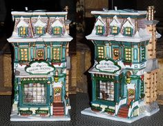 Lemax Amy's Bridal Shoppe -  Caddington Village.