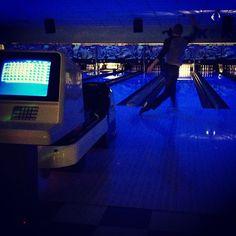 Bowling at Kokomo Sport Bowl in #kokomo, #indiana. Photo by Katie Denta (@Katie Denta on Instagram).
