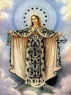 Nuestra Señora La Virgen de las Mercedes