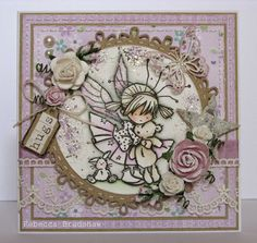LOTV - Never too Old for a Hug with Promises paper pad and Sentiment Tags by Rebecca Bradshaw