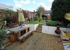 split level garden - Google Search