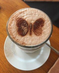 WEBSTA @ george_hendo13 - Throw back to lunch last week😍 best hot chocolate i'v had☕️ #yum #hotchocolate #hopetounwa #Hopetounbeachfrontchemistcafe