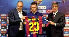 Thomas Vermaelen - FC Barcelona
