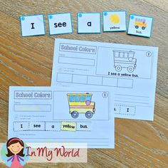 Hi everyone! I wanted to show you guys my Back to School Sentence Scramble packet that is sure to help your kiddos practice building sentences using capital letters and ending punctuation. This packet includes word and picture cards which can be used in a pocket chart. Each card is numbered, so children can easily identify …