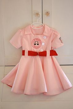Rockford Peaches from A League of Their Own-I so need this for baby girl on Halloween!
