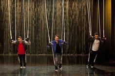 "Blaine, Will & Jake - 4.16 ""Feud"""