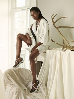 Editorial for Vogue Italia Accessory February 2014 issue Editorial, Vogue, Portuguese, Black Girls, The Darkest, Pretty, Photography, Inspiration, Accessories
