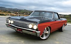 1967 Chevy El Camino | 1967 Chevy El Camino - Mothers Know Best Photo Gallery