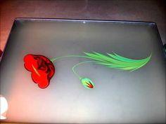 ▶ ebru sanatı tekneden yansıyanlar ilker selimler - YouTube