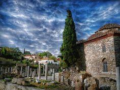 Roman Agora, Athens - GREECE