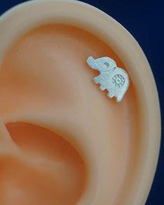 cartilage earring cartilage stud cartilage piercing by CCJJMM