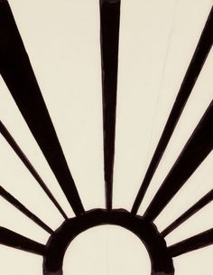 Roy Lichtenstein 'Sunrise, Sunset' 1964
