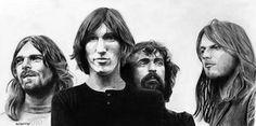 Pink Floyd by Babettevr