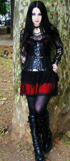 Goth Style #1583