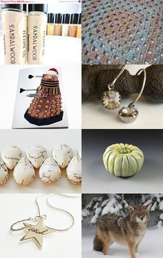 Beautiful collection of items from Etsy  --Pinned with TreasuryPin.com