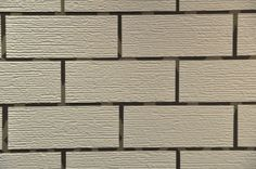 painting with concrete stain to look like faux brick | Faux Brick Wall Tutorial