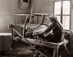 weaver, Bulgaria