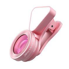 SEHOO 3 in 1 Lens, Fill Light, 140 Degree Wide Angle, 15X... https://www.amazon.com/dp/B01LVVJPV9/ref=cm_sw_r_pi_dp_x_wRkgzbKW7XVHH