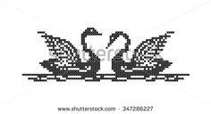 Knitting scheme Fotos, imagens e fotografias Stock | Shutterstock
