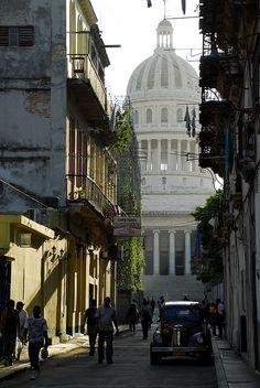 Capitolio, Cuba | CARLOTTA HEY        www.carlottahey.com