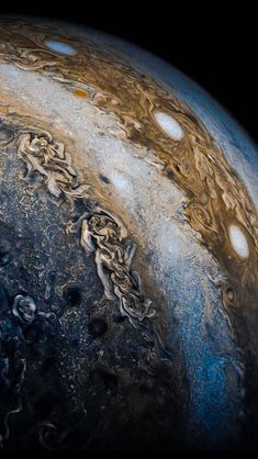 - Art's & Flores - (notitle) - Cosmos, Planets Wallpaper, Wallpaper Space, Space Planets, Space And Astronomy, Juno Spacecraft, Jupiter Planet, Planets And Moons, Astronomy Pictures