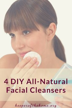 With all the toxins in cleansers these days, it& hard to find a brand that& natural and fits your skin needed. Try these diy all-natural facial cleansers to solve both problems! Cleanser For Sensitive Skin, Natural Facial Cleanser, Natural Exfoliant, Facial Cleansers, Radiant Skin, Facial Masks, Facial Diy, Videos, Skin Care