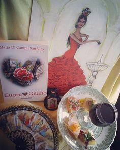 Lasciati tentare dalla lettura più caliente dell'estate!  http://ilmiolibro.kataweb.it/libro/narrativa/254051/cuore-gitano/ @ilmiolibro.it  #ilmioesordio2016 #ilmioesordio #romanzo #lettureconsigliate #passione #caliente #sensuale #appetitoso #rovente #vibrante #gustosita' #ebrezza #vino