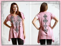 Pretty in Pink XL-3XL $42.99. Shop 24/7 @ www.lakynsboetique.com