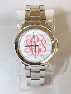 Monogrammed Watch Collection - Just In!  SwellCaroline.com