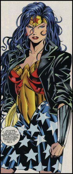Wonder Woman - Mike Deodato Jr.