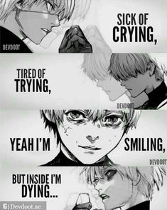 Anime - Tokyo Ghoul