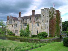 My Favourite Castle!! Hever Castle. Childhood home of Anne Boylyn