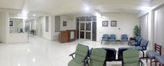 BOut Door Waiting Area at Bodla Eye Care, District Jail Road, Multan . 061-4512223