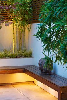 10 useful tips for improving your garden lighting #citygardening
