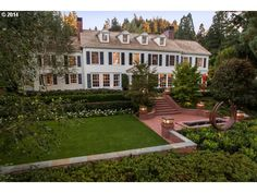 2896 SW PATTON RD, Portland, OREGON 5 Bedrooms, 6 Bathrooms, 9168 Square Ft Traditional Beauty