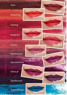 New Splash Liquid Lipstick from Younique!