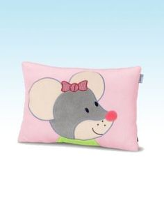 Mouse Pillow | Nursery Furniture | Baby Accessories Ireland | Cribs.ie Nursery Furniture, Nursery Bedding, Baby Accessories, Cribs, Ireland, Projects To Try, Snoopy, Pillows, Cots
