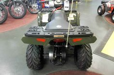 New 2016 Polaris Sportsman® 110 EFI ATVs For Sale in West Virginia. Sage Green For riders 10 years old and older with adult supervision Electronic Fuel Injected (EFI) 112 cc Engine IElectronic Fuel Injected (EFI) 112 cc Engine