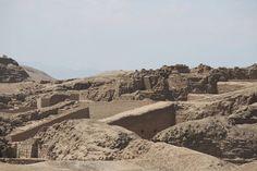 Pachacamac Ruins, Perú
