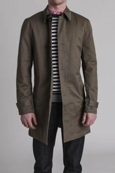 Hanbury Coat - Farah - Coats + Jackets : JackThreads