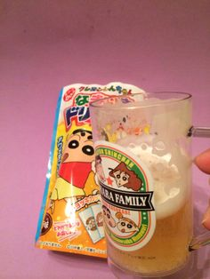 How to Make Shin Chan Fake Beer DIY Japan Candy Kit
