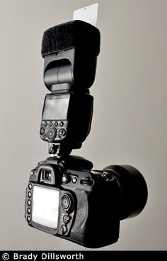 How to light a wedding reception using flash - Camera flash light