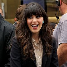 Zooey Deschanel is the celeb poster child for Barre classes which ranked #3 on Health.com!