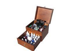 The Vape Station E-cigarette Storage Organizer Case