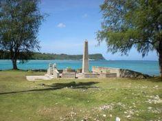 Gab Gab Beach, Navy Base Guam, USA